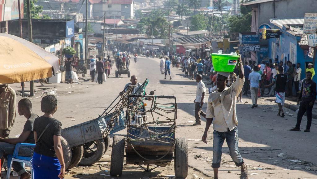 Clélie Nallet: en RDC, «7 ménages sur 10 considérés comme pauvres»