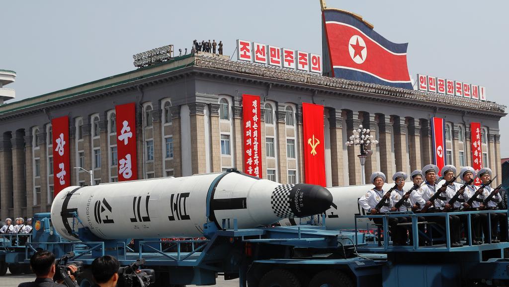 Corée du Nord: Pyongyang montre ses muscles et fait face aux Etats-Unis