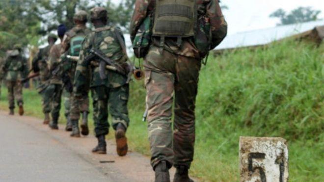 Experts de l'ONU tués en RDC: deux suspects arrêtés