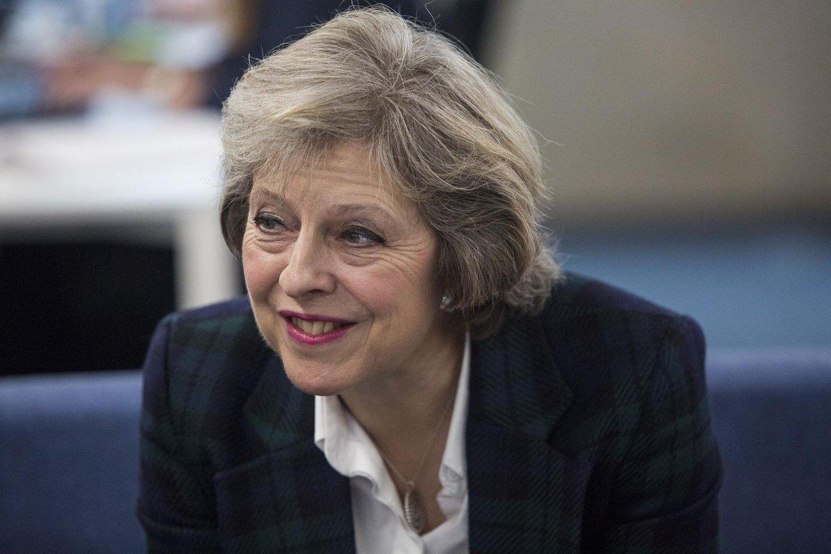 Grande-Bretagne : Theresa May appelle à des législatives anticipées le 8 juin