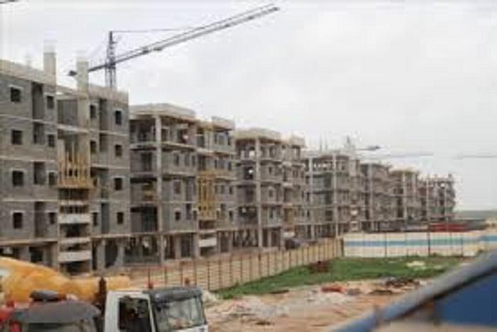 S n gal le co t de la construction des logements neufs for Cout construction neuf