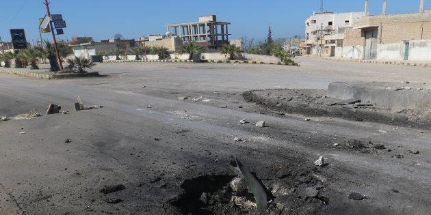 """Paris va apporter """"la preuve"""" que Damas est responsable de l'attaque chimique"""