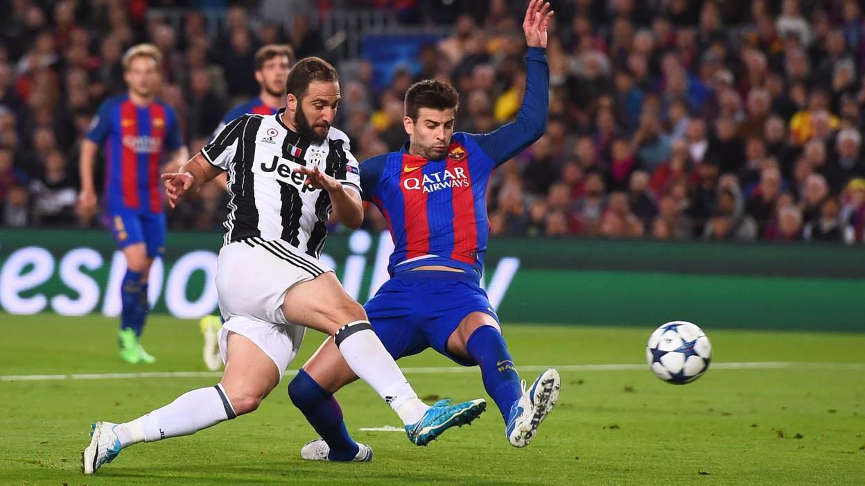 """Pas de """"Remontada"""" pour le Barça éliminé par une solide Juventus"""
