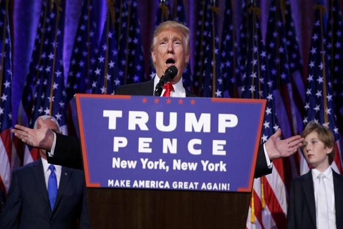 Donald Trump: cent jours de zizanie et de volte-face