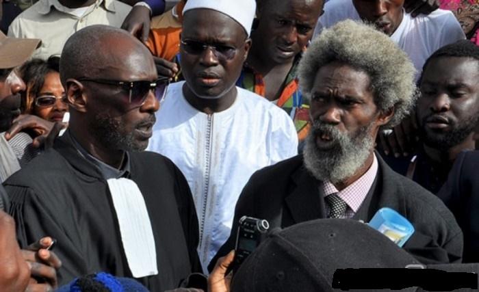 Retrait de la constitution de partie civile par l'Etat... : Les avocats de Khalifa Sall écrivent à Macky Sall