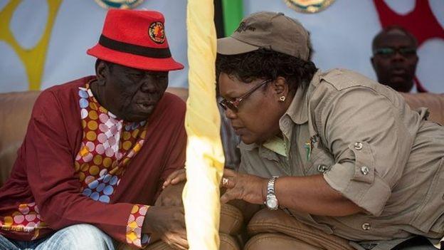 Zimbabwe : une alliance contre Robert Mugabe