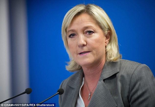 Marine le Pen: «nous n'avons plus les moyens de recevoir des étrangers»
