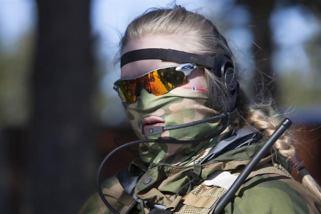 L'armée norvégienne a une unité de forces spéciales composée uniquement de femmes