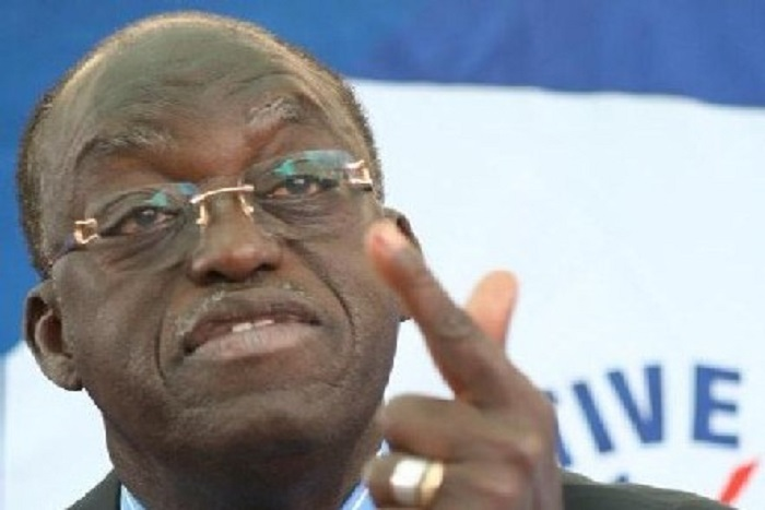Moustapha Niasse : «Tant que je vivrai, je soutiendrai Macky Sall»