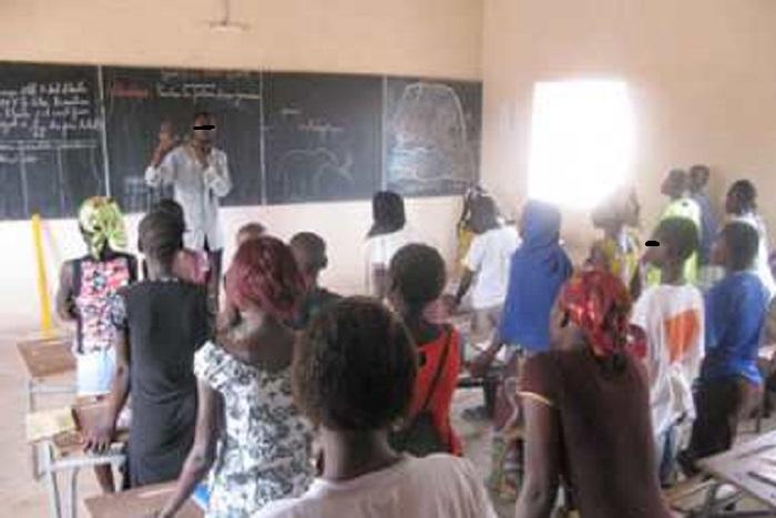 Lycée Malick Thiès : les filles frappées de crises inexpliquées