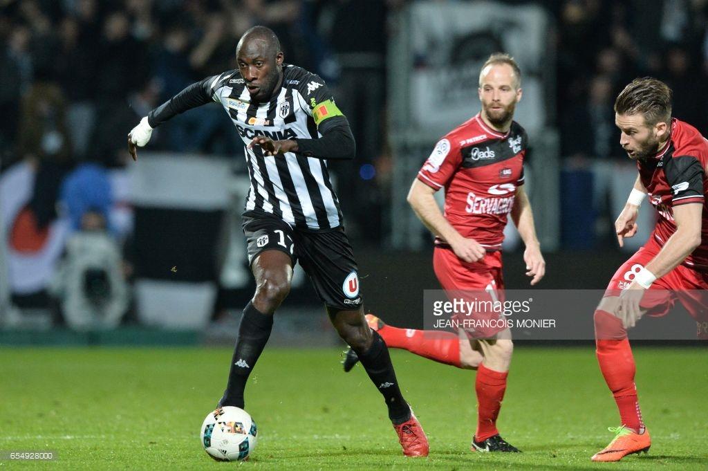 Coupe de france angers de cheikh ndoye bat guingamp 2 0 et se qualifie en finale - Guingamp coupe de france ...