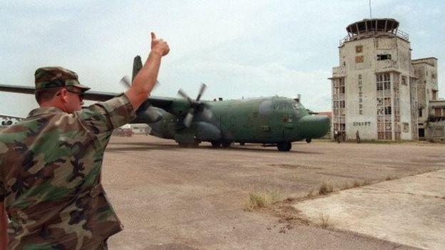 RCA: retrait des forces spéciales américaines