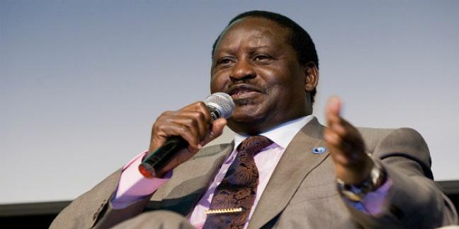Kenya: Odinga désigné candidat de l'opposition à la présidentielle en août