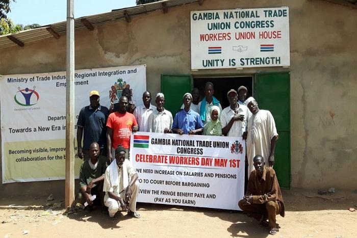 1er-Mai: les syndicats africains fêtent aussi le Travail