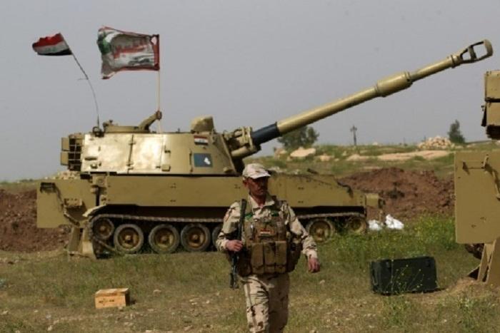 Au moins 10 soldats irakiens tués dans une embuscade de l'EI dans l'ouest du pays (officiers)
