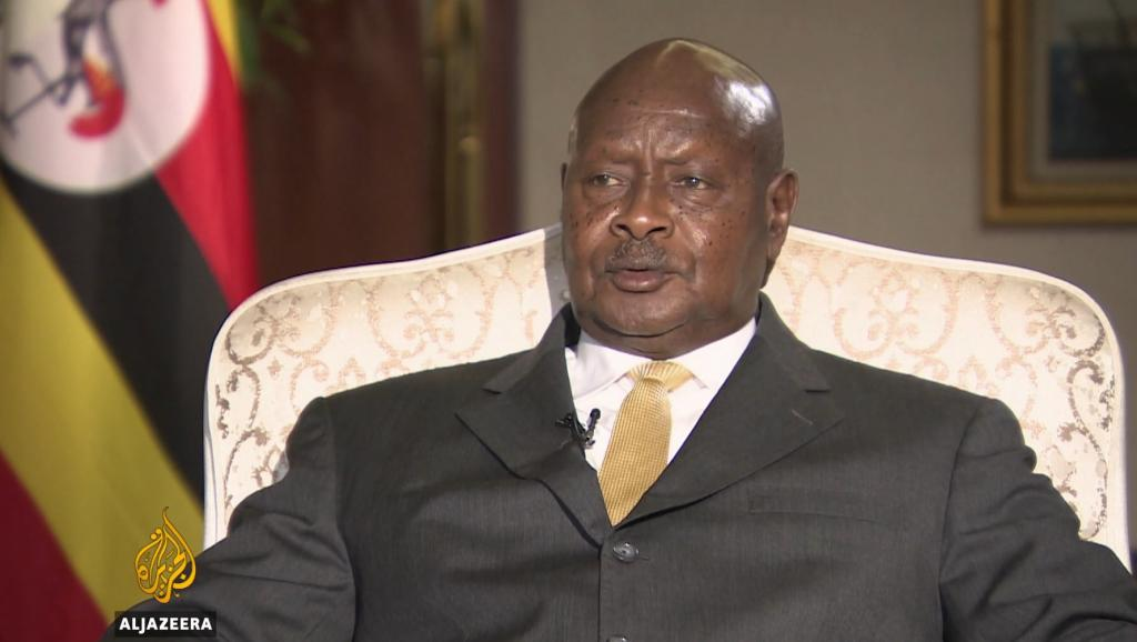 Ouganda: l'interview de Yoweri Museveni qui fait réagir sur la Toile
