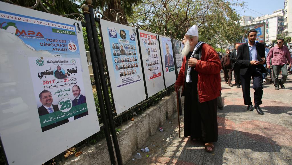 Législatives en Algérie: le taux de participation, principal enjeu du scrutin