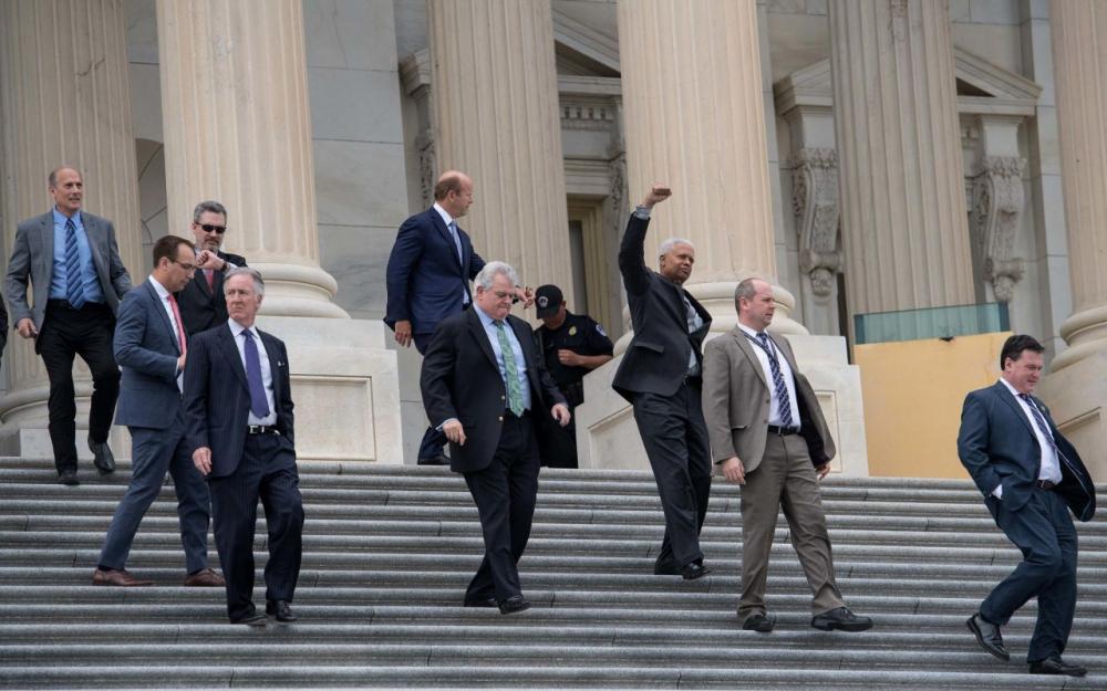 Obamacare : Donald Trump obtient sa revanche, la Chambre approuve l'abrogation