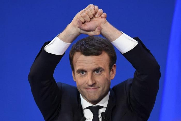 URGENT France: Emmanuel Macron succède à François Hollande avec plus de 60% (mis à jour)