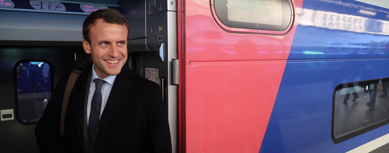 Emmanuel Macron, de l'Elysée à l'Elysée