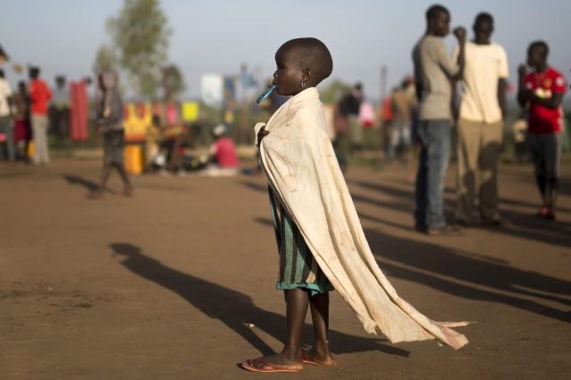 Plus d'un million d'enfants ont fui le Soudan du Sud