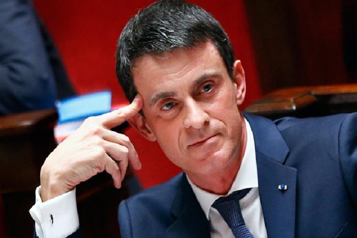 France: Manuel Valls sera «candidat de la majorité présidentielle» aux législatives, et non du PS