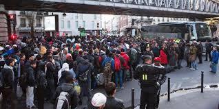 France: plus de 1600 migrants évacués de campements à Paris