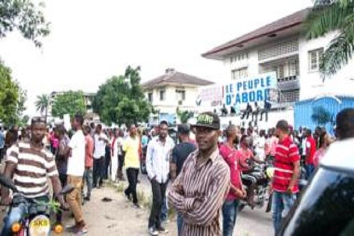 RDC : le siège de l'Udps encerclé