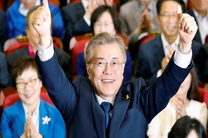 Corée du Sud: large victoire de Moon Jae-in à la présidentielle