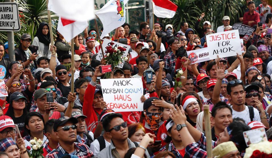 Indonésie: deux ans de prison pour blasphème contre le gouverneur de Jakarta