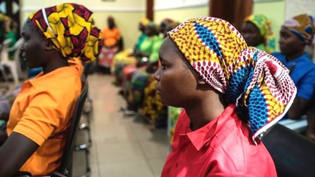 Une des lycéennes de Chibok a refusé d'être libérée