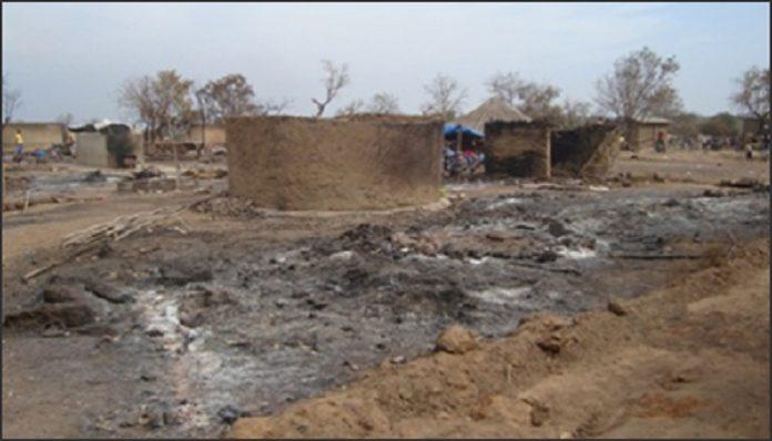 Concessions de Ndiek Penc incendiées: 9 des jeunes placés sous mandat de dépôt
