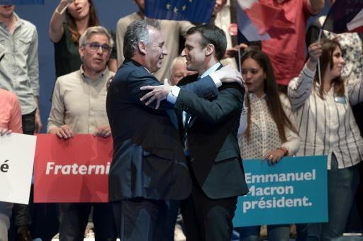 François Bayrou fulmine contre la République En Marche et prévient Emmanuel Macron