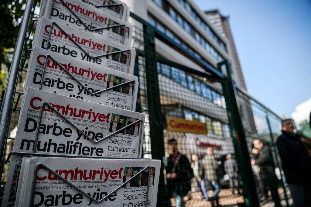 Turquie : arrestation de 57 ex-employés de la Bourse et d'un journaliste