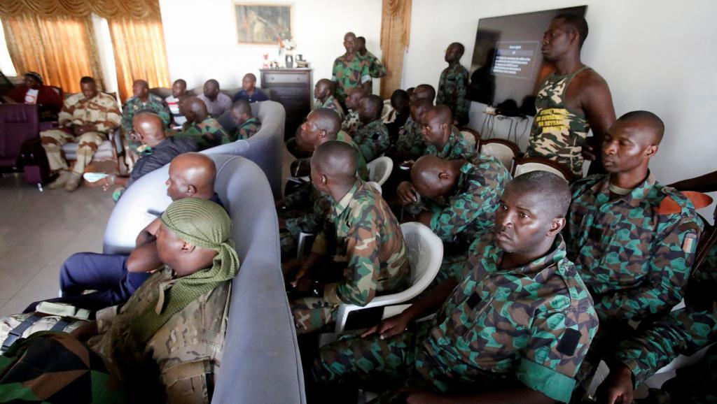 Côte d'Ivoire: revirement des soldats mutins qui renoncent à leurs primes