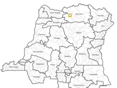 RDC : l'épidémie d'Ebola déclarée à Likati