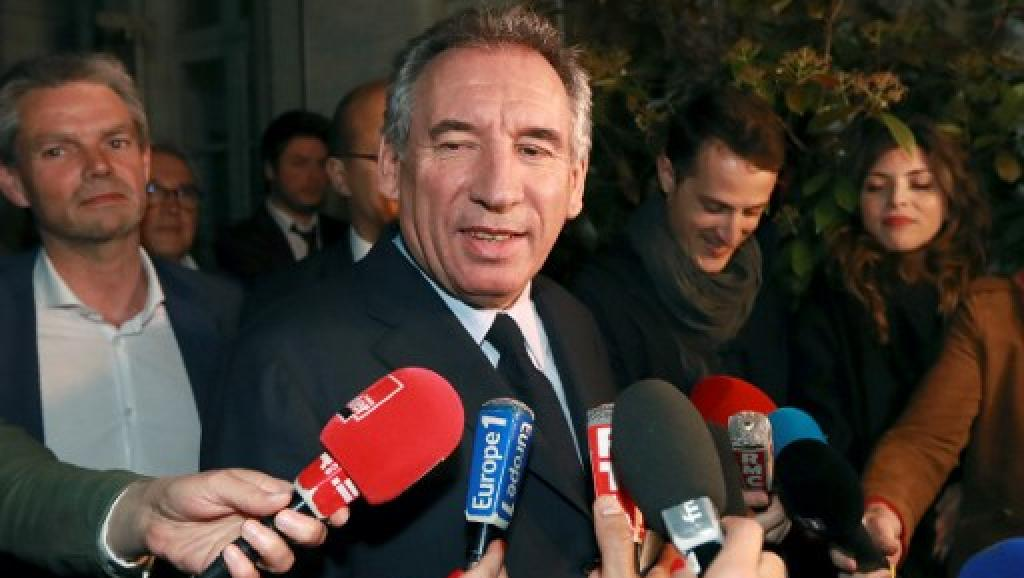 Législatives: Bayrou dit avoir trouvé un projet d'accord avec LREM