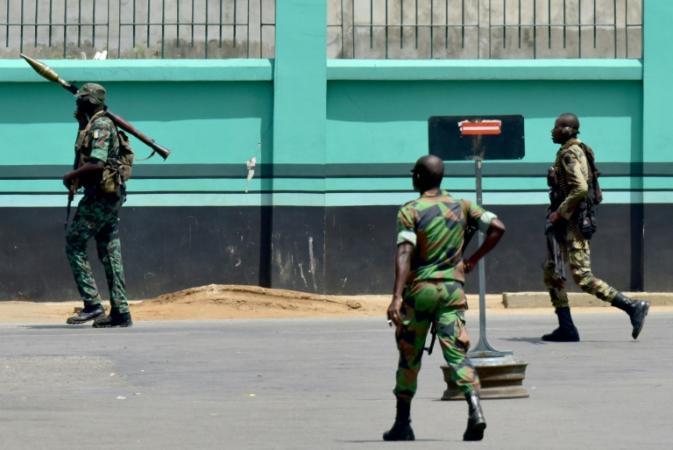 RCI : la 2ème ville du pays toujours aux mains de mutins
