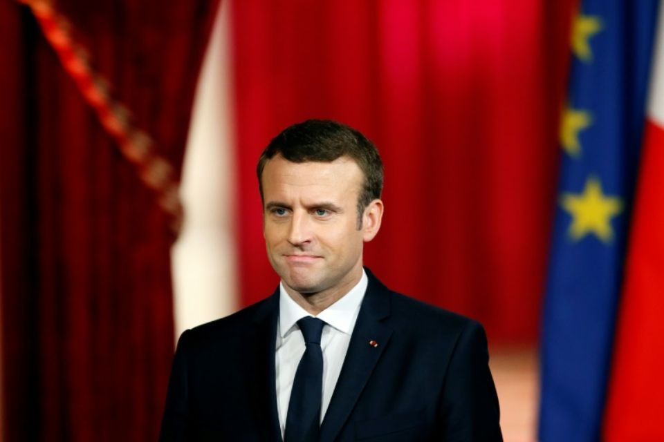 Les premiers mots de Macron: «Je ne céderai sur rien des engagements pris vis-à-vis des Français»