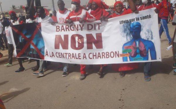 Bargny : les populations campent sur leur position et disent non à la construction d'une centrale à charbon