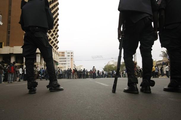 URGENT: Ça chauffe à la Place de l'Indépendance