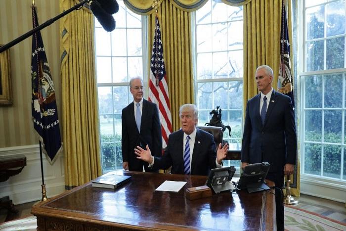 Etats-Unis: Trump a-t-il révélé aux Russes des informations classifiées?
