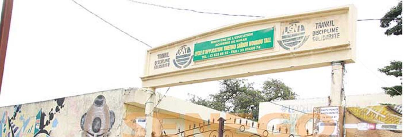 Fuite présumée au Concours général: Serigne Mbaye Thiam dépêche l'Inspecteur d'académie au lycée Thierno Saïdou Nourou Tall