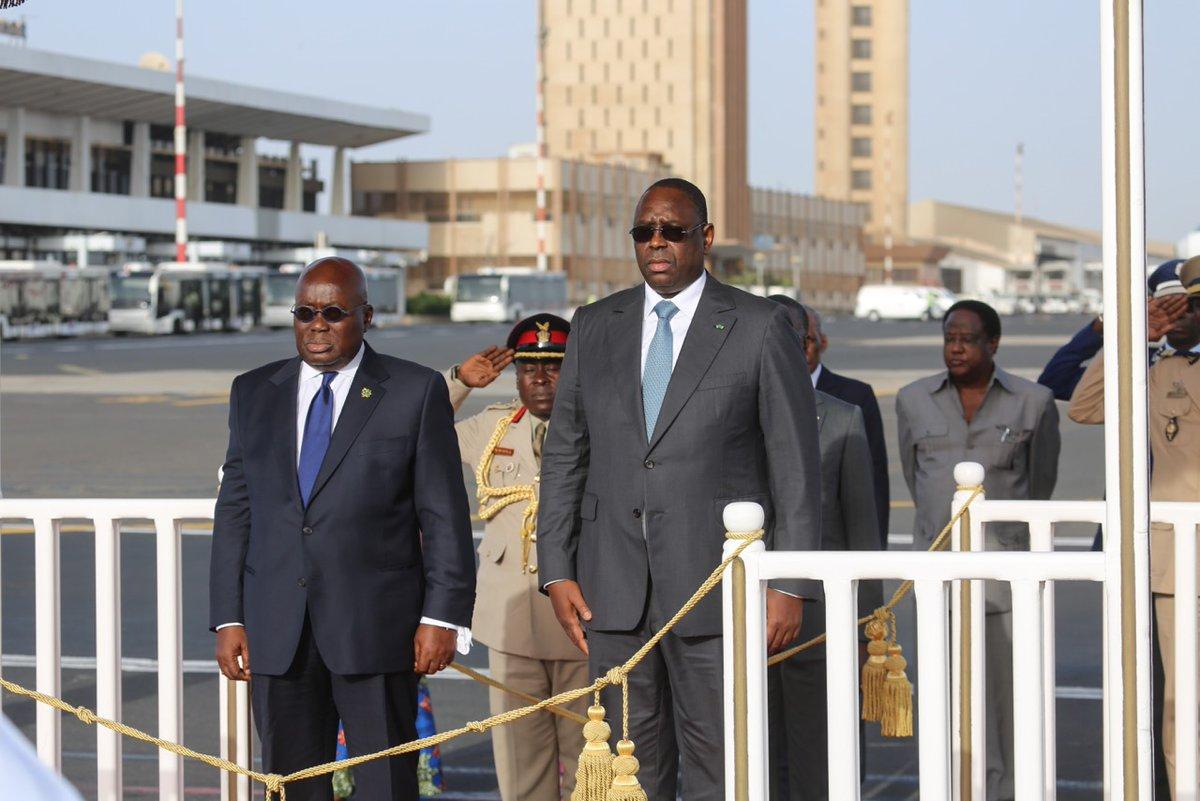 Pétrole et gaz : le Sénégal sollicite l'aide du Ghana dans l'organisation des conditions de gestion de ses ressources