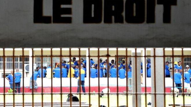 Evasions massives à Kinshasa
