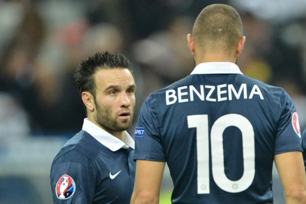 Mathieu Valbuena répond à Karim Benzema