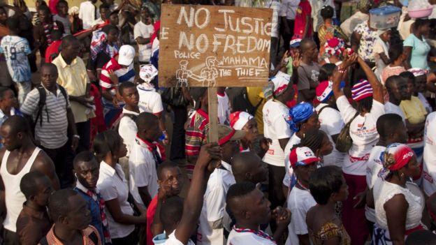 Ghana : libération contestée des membres de Delta Force