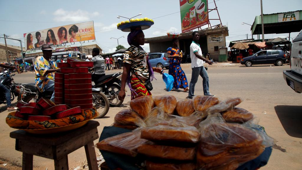 A Bouaké, la mutinerie des militaires ivoiriens a laissé des traces