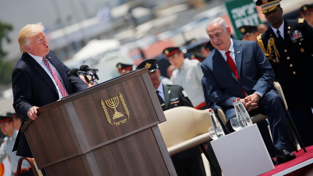 Israël: Trump voit «une rare opportunité d'apporter sécurité, stabilité et paix»