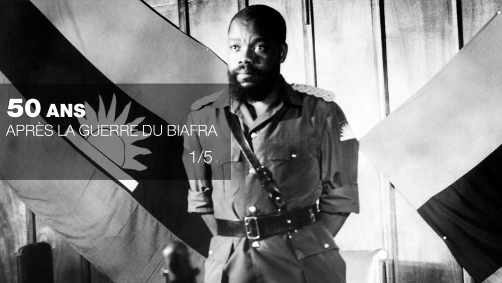 Pour le Biafra indépendant, une guerre à la vie, à la mort